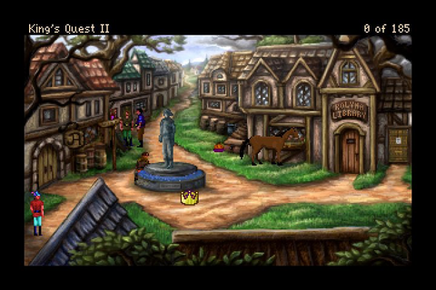 Download King's Quest II: Romancing the stones adventure ...