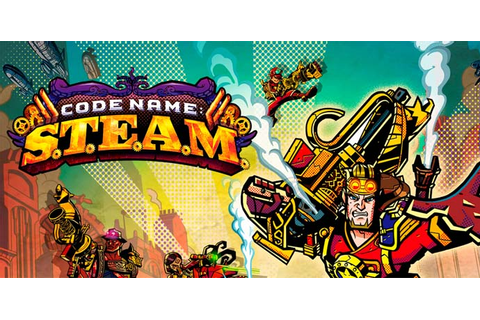 Code Name S.T.E.A.M 3DS CIA Download