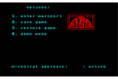 Download Marsport (Amstrad CPC) - My Abandonware
