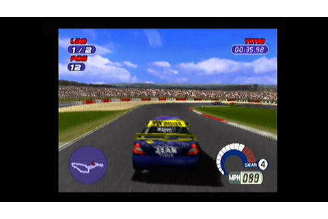 Quick Look TOCA World Touring Cars ps1 - YouTube