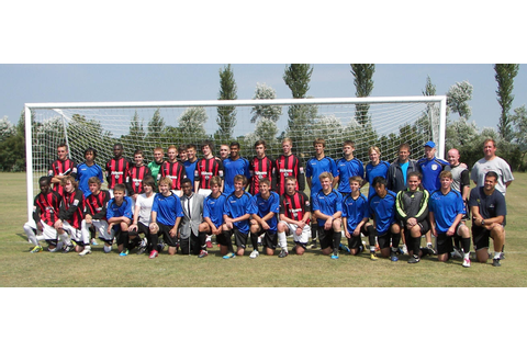 Sittingbourne FC Football Academy - Game 1 - 1st August 2011