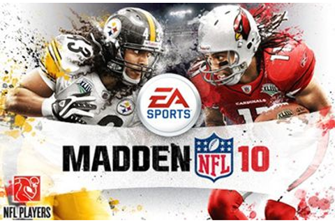 MADDEN NFL 10 by EA SPORTS iPhone game - free. Download ...