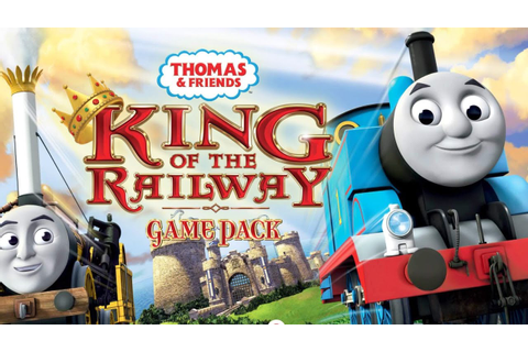 Thomas & Friends: King of the Railway - Game App for Kids ...