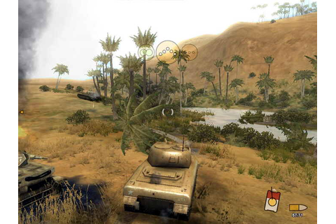 Download FREE Panzer Elite Action Dunes Of War PC Game ...