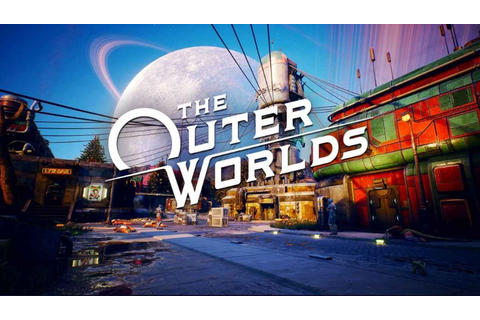 The Outer Worlds - PlayStation Universe