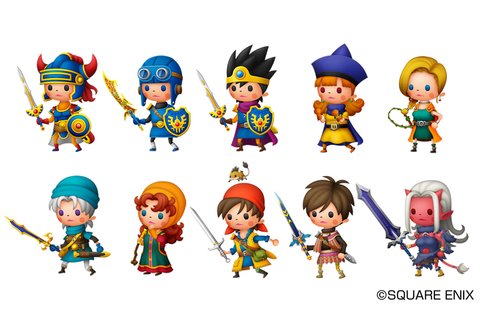 Theatrhythm Dragon Quest | RPG Site