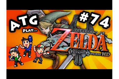 Zelda Twilight Princess HD (Hero Mode) #74: Shredding like ...