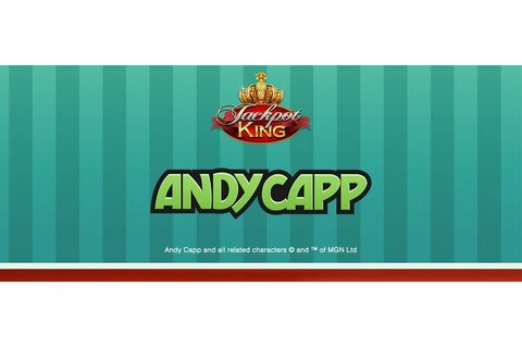 Andy Capp Online Slot Game | £10 FREE | Pink Casino
