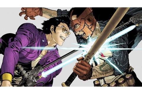 Review: Travis Strikes Again: No More Heroes - Escapist ...
