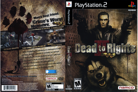 Dead To Rights 2 Windows, XBOX, PS2, PSP game - Mod DB