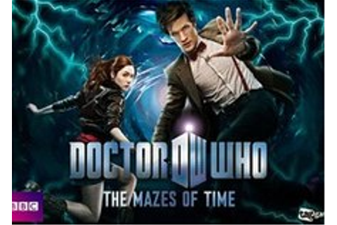 Doctor Who: The Mazes of Time - Wikipedia