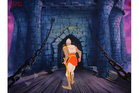Dragon's Lair Game - Free Download Full Version For PC