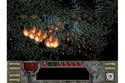 Diablo Hellfire - PC Review and Full Download | Old PC Gaming