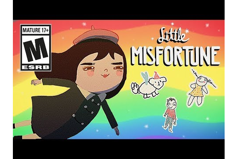 Little Misfortune Official Trailer ESRB - YouTube