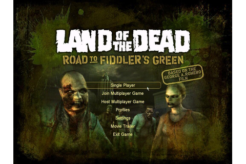 Download Land of the Dead: Road to Fiddler's Green ...