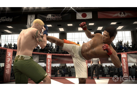 MMA Screenshots, Pictures, Wallpapers - Xbox 360 - IGN