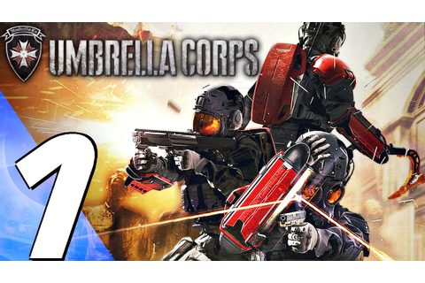 Resident Evil Umbrella Corps (PS4) - Gameplay Walkthrough ...
