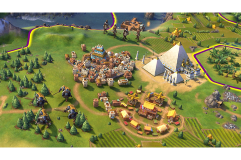 Three Ways Sid Meier's Civilization 6 Radically Reinvents ...