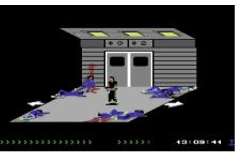 Project Firestart Download (1989 Arcade action Game)