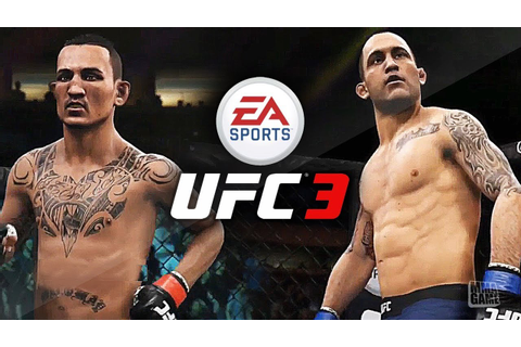 EA Sports UFC 3 NEW Gameplay Footage From UFC 217 - YouTube