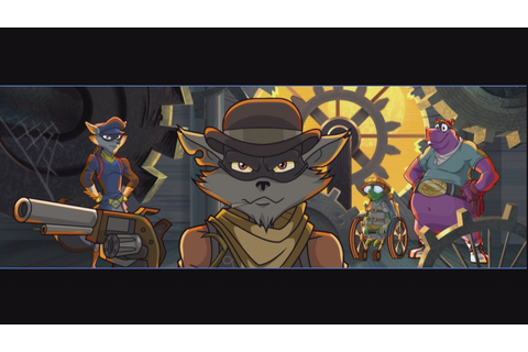 [Test] Sly Cooper : Voleurs à travers le temps