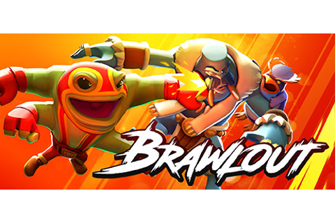 Brawlout on Steam