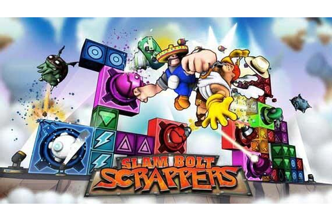 'Slam Bolt Scrappers' Review | Game Rant