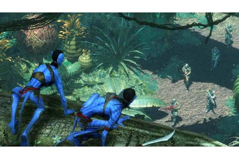 Inside Xbox: James Cameron's Avatar: The Game - Ubisoft ...