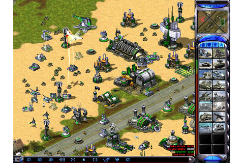 Red Alert 2 Game - Free Download Full Version For Pc