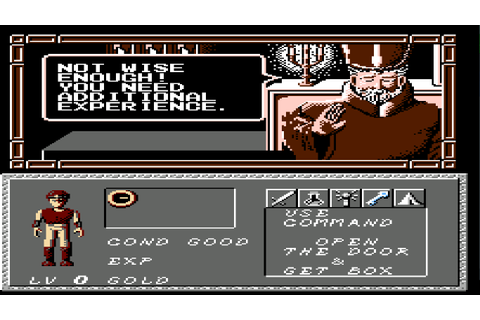 Dungeon Magic - Sword of the Elements (USA) ROM