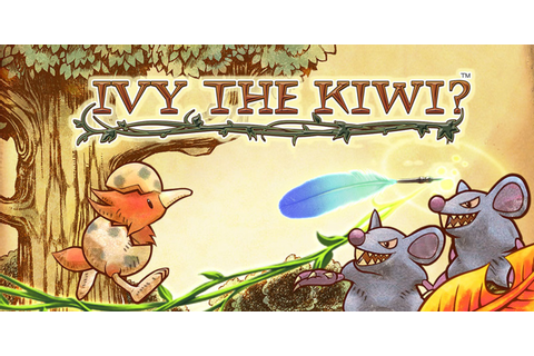 Ivy the Kiwi? | Nintendo DS | Jeux | Nintendo