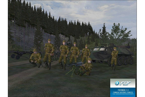 Finnish Defence Forces (1.3) at Operation Flashpoint ...