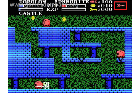 Knightmare 2: The Maze of Galious - MSX - Games Database