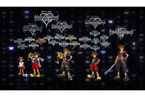 Sora Kingdom Hearts Timeline Last Game by 9029561 on ...