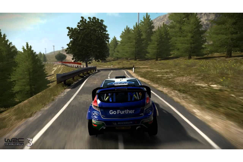 WRC 3 - Gameplay Preview Video - Spain Track - Xbox 360 ...