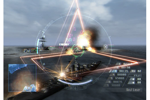 All Naval Ops: Warship Gunner Screenshots for PlayStation 2