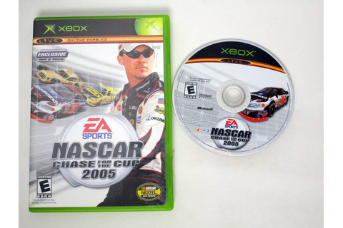 NASCAR Chase for the Cup 2005 game for Microsoft Xbox ...