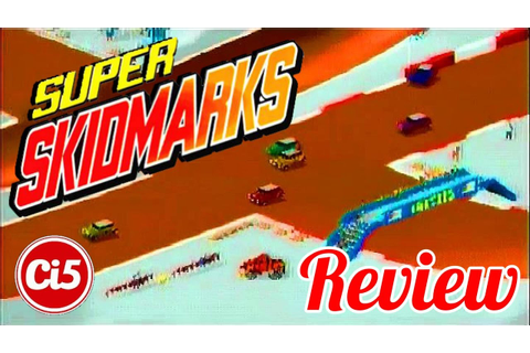 Super Skidmarks (Mega Drive) | Review - YouTube