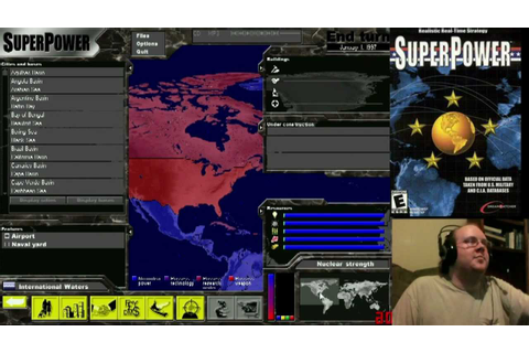 Let's Play SuperPower (PC) - YouTube