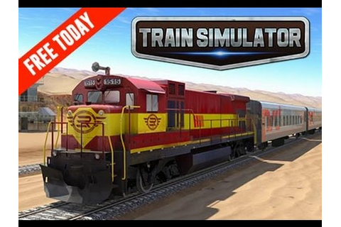 Train Simulator by i Games - Google Play HD Trailer! - YouTube