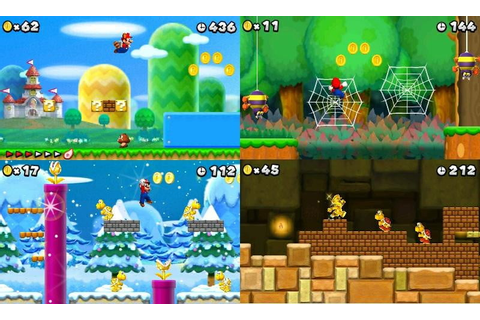 Nintendo news: New Mario game coming to 3DS, Kirby ...