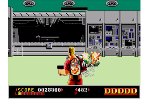 Download Dynamite Duke (Genesis) - My Abandonware