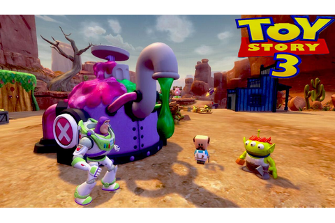 Scrapa Holic: Toy Story 3 Game for Pc