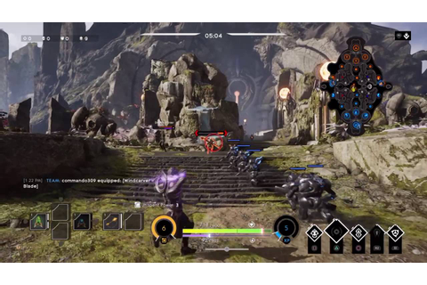 Paragon Gameplay PS4 - YouTube