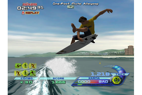 Transworld Surf on Qwant Games