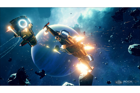 New Combat Space Game EVERSPACE Shown Off In Amazing ...