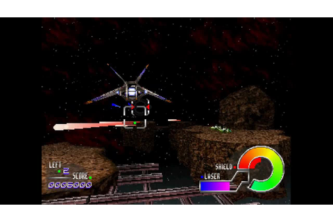 Jupiter Strike ... (PS1) - YouTube