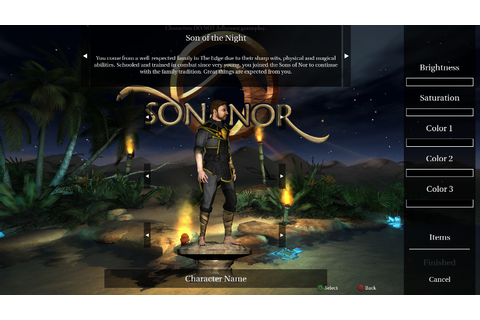 Son of Nor | OnRPG