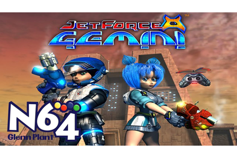 Jet Force Gemini - Nintendo 64 Review - HD - YouTube