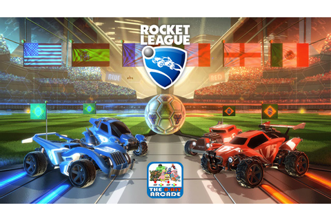 Rocket League - High-Octane, Rocket-Powered Battle Cars ...
